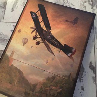 Bristol Vintage Aviation Book Box