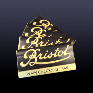 Plain Chocolate Bar 90g