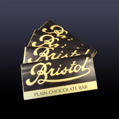 Plain Chocolate Bar 90g