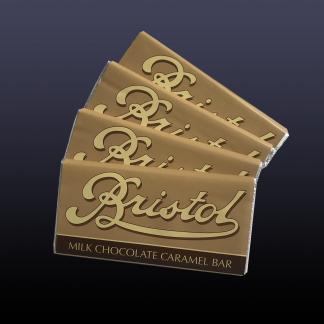 Milk Chocolate Caramel Bar 90g