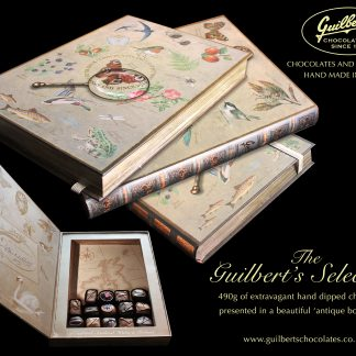 Vintage Style Book Box 490g